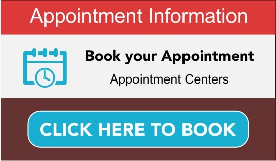 Appointment Information