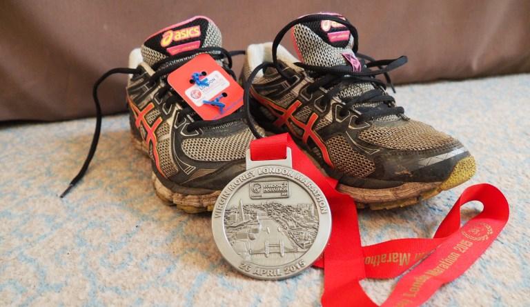 Anna Borghesani's Medal Shoes